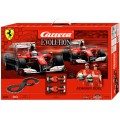 carrera-circuito evolution set ferrari alonso massa